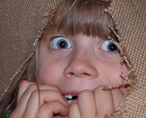 paura bambino