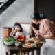 Alimentazione femminile