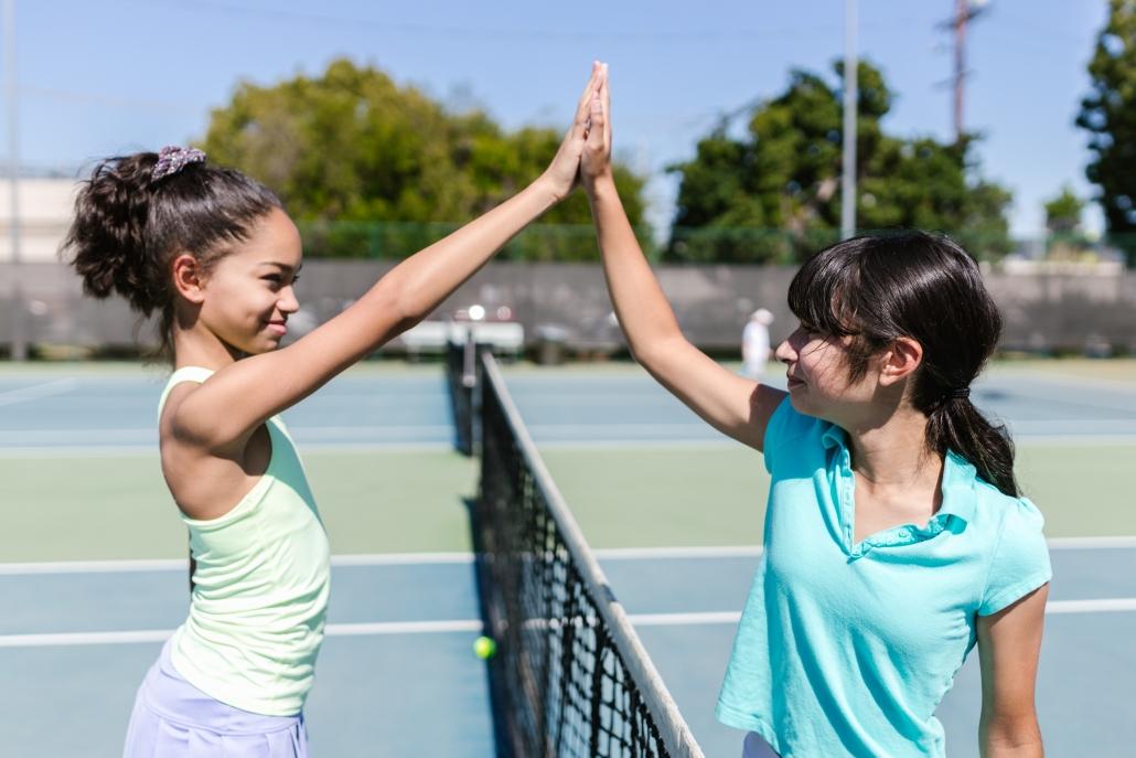 Bambini e sport Centro La Trottola per l'età evolutiva